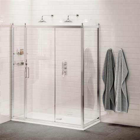 box doccia grandi docce grandi per un maxi benessere cose di casa
