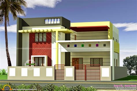 1800 square floor 4 bhk modern home design 4 bhk flat roof house kerala home design and floor plans