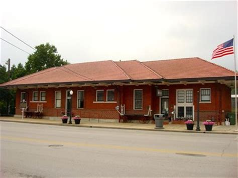 l n depot hartselle al stations depots on