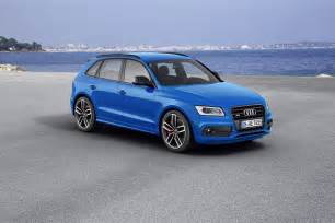 audi emphasises the s with new plus version of sq5 tdi