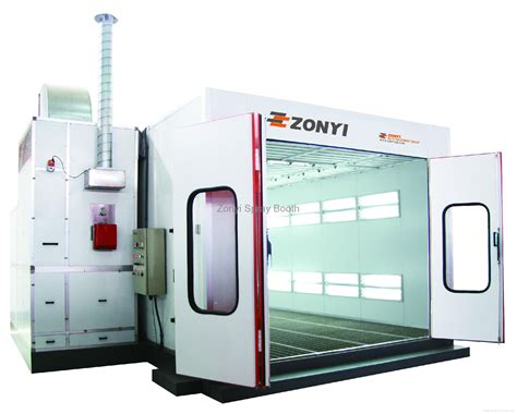 spray painter trade test ce spray booth painting booth factory zy 701 c800