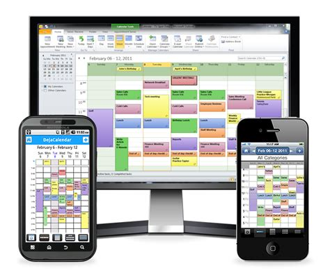 outlook calendar android get microsoft outlook categories on your ios android device companionlink