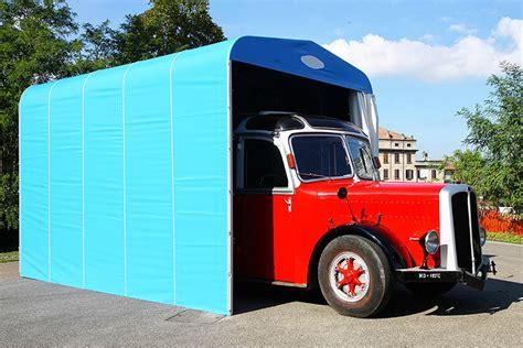 box tunnel auto stameat box per auto cer e moto in pvc a chiocciola