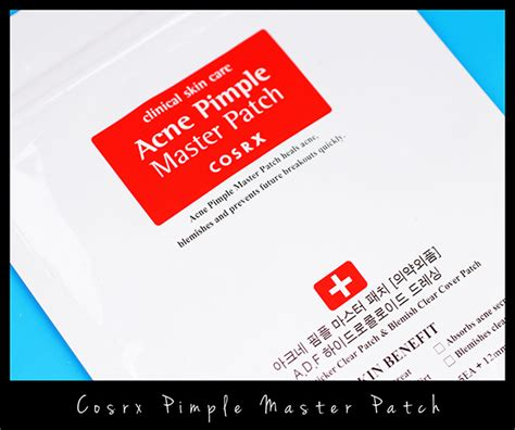 Cosrx Acne Stickers