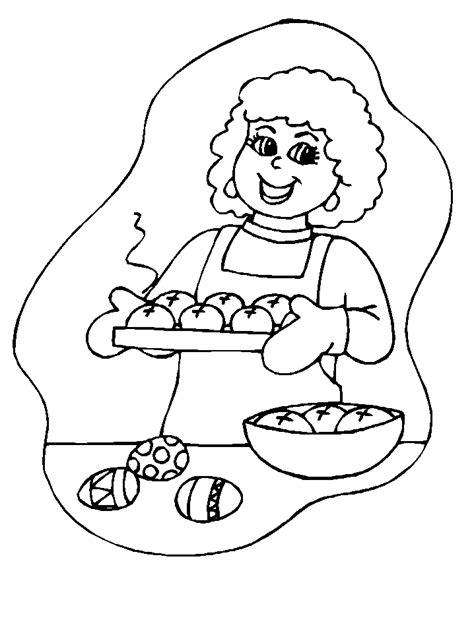 Dibujos de señoras para colorear - Imagui