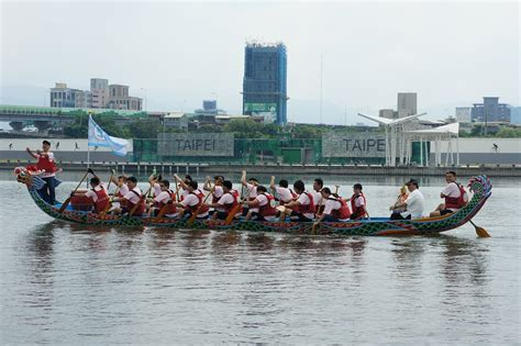 dragon boat or dragon boat dragon boat festival without the dragon boats but with