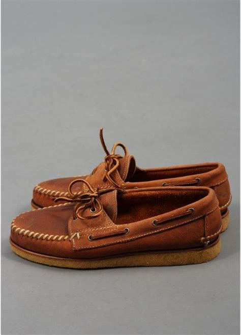 boat shoes red wing red wing oxford leather boat shoe copper