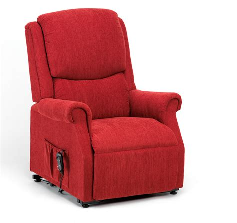 red recliner fabric riser recliners red riser recliner chairs in