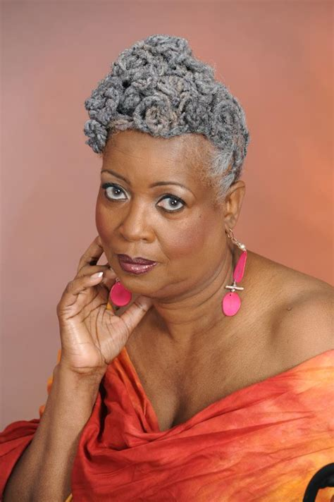 older women with 4c hair 5 tips to care for and maintain beautiful gray hair