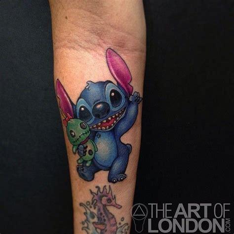 cartoon tattoo artist london bildergebnis f 252 r disney stitch tattoo me pinterest