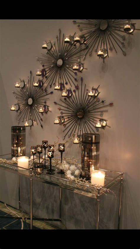 sconces decorating ideas starburst wall candle sconces interior design ideas