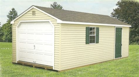 Sheds With Garage Door by How To Change Large Shed Plans To Include A Shed Garage