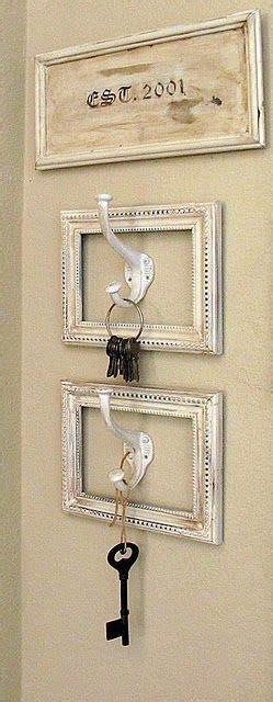 Front Door Key Holder Key Holder Idea Entryway