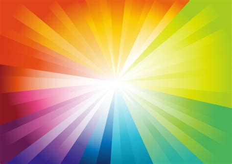 colorful design vector abstract colorful design with a burst free vector