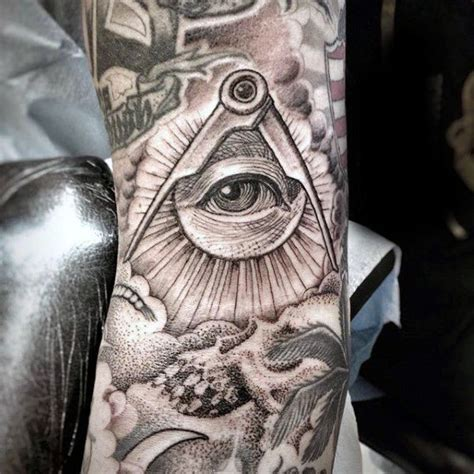 all seeing eye wrist tattoo all seeing eye forearm design photo 3 tats