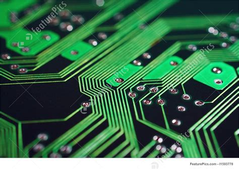 technology circuit board stock picture i1593778 at