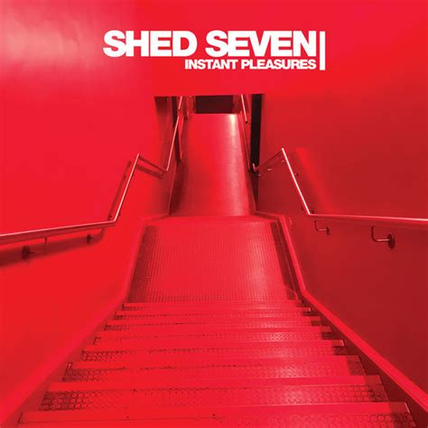 Shed Seven Singles by Shed Seven Instant Pleasures Bmg God Is In The Tv