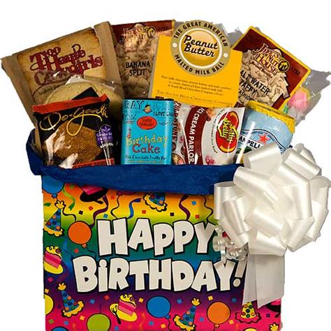 sweet gifts for birthday sweet gift basket