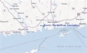 niantic niantic river connecticut tide station location
