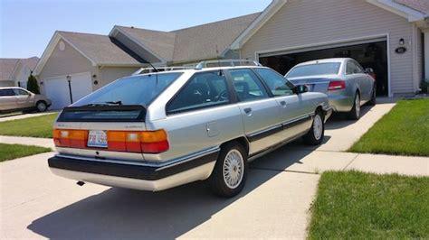 car owners manuals for sale 1990 audi 200 regenerative braking 1990 audi 200 quattro avant german cars for sale blog