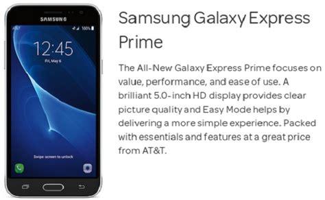 Handphone Samsung Galaxy Express samsung galaxy express prime t e c h n o l o g y