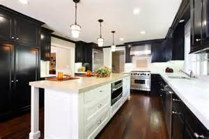 Kitchen Bath Cabinets Wood Flooring Ideas Hall Contemporary With Banister