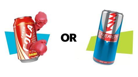 energy drink vs soda which is worse soda vs energy drink self