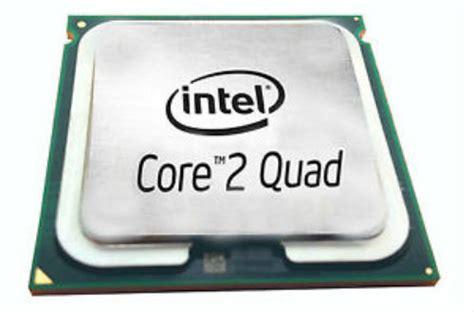 Intel 2 Q8200 Sockel by Intel 2 Cpu Q8200 2 33 Ghz 4m Cache Slg9s Socket