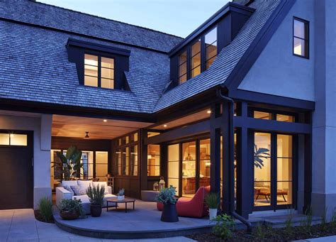 modern scottish cottage  minnesota radiates  stylish