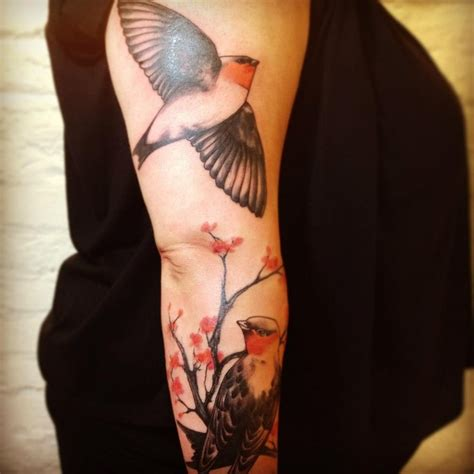 tattoo aka london birds by madame chan at aka tattoos tattoos and trends