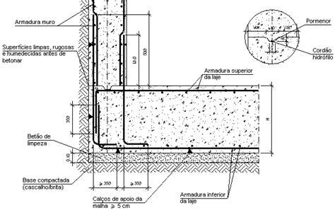 nudo wall base pormenores construtivos cype ccm013 arranque do muro no