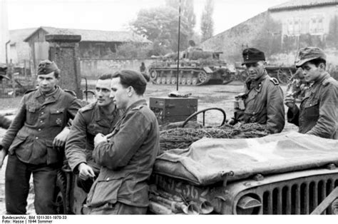 ww2 german jeep german soldiers with a captured american jeep north
