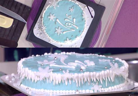 cucina di frozen detto fatto ricetta torta di frozen di domenico spadafora