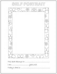 about me page template all about me coloring pages all about me 2 jpg blue