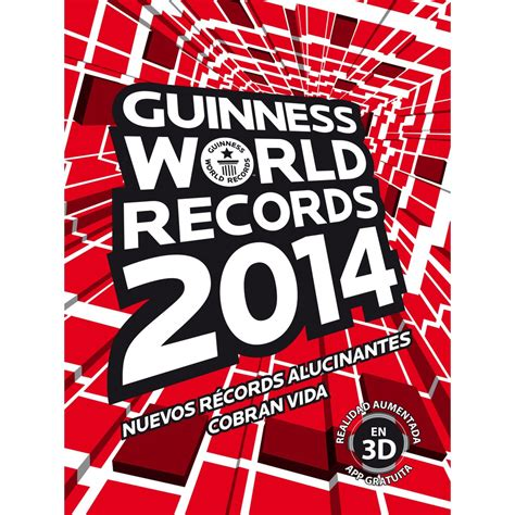 libro guinness world records 2010 guinness world records 2014 guinness world records libros el corte ingl 233 s