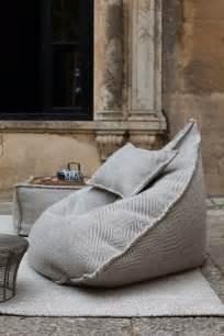 sail pouf ottoman wool bags and pouf ottoman