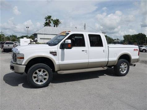 how to sell used cars 2008 ford f350 head up display find used 2008 ford f350 king ranch in 3455 south orlando drive sanford florida united states