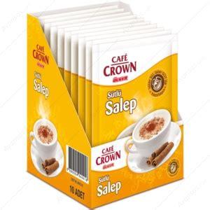 Salep Elocon 5 Gr cafe crown salep 18 5gr 10 lu paket avansas