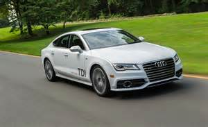 Audi S Line A7 Car And Driver