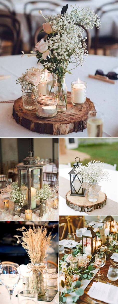 Rustic Wedding Decor by 32 Rustic Wedding Decoration Ideas To Inspire Your Big Day