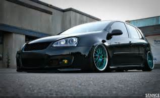 featured ride mina s golf gti stance is everything