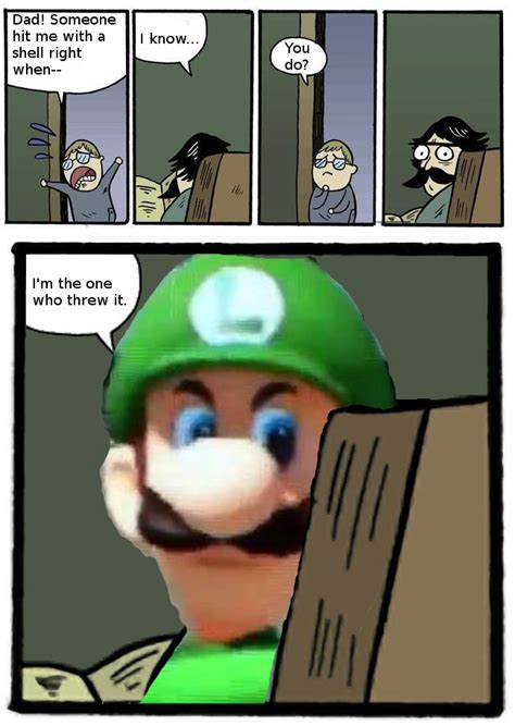 Luigi Meme - dead luigi memes