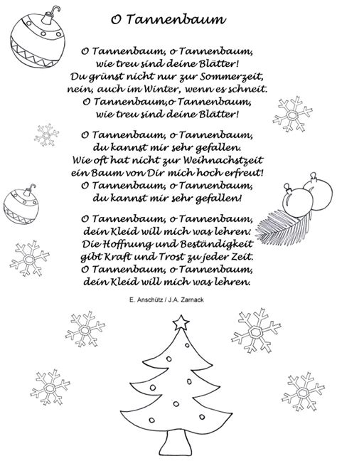 28 best oh christmas tree lyrics in german o