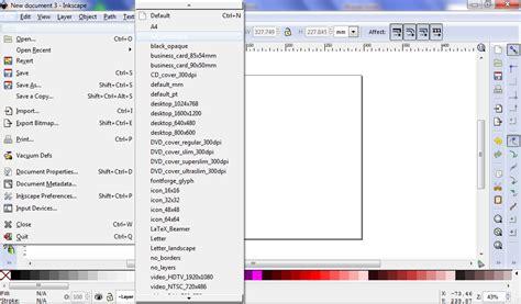 tutorial menggunakan inkscape komunitas os smk ikip surabaya tutorial sederhana