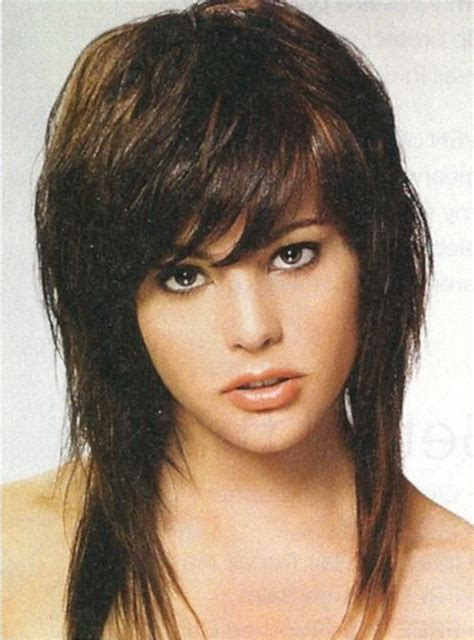 gypsy haircut from the 70s how to cut a 1970s style shag hairdo hairstylegalleries com