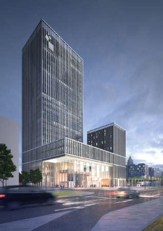 Martin Architects by Bildergalerie Zu Cyrus Moser Gewinnen In Frankfurt Hochhaus F 252 R Die Messe Architektur Und