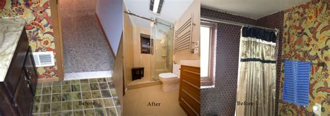 bathroom remodeling bethesda md before and after remodeling gallery euro design remodel
