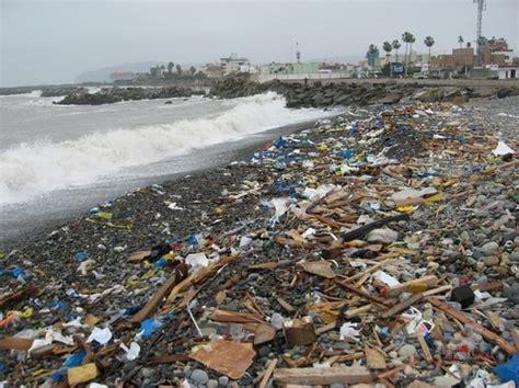 contaminacion marina se ve afectado por el boom de la