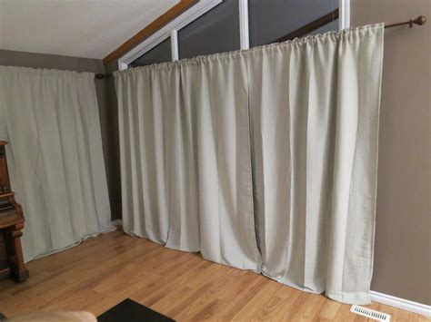 IKEA Curtains (NEW)   Beige   Approx. 8ft x 5ft   3 pairs