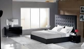 lyrica white bonded leather headboard bed